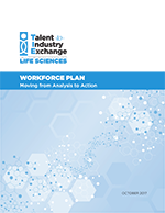 Life Sciences Workforce Plan cover